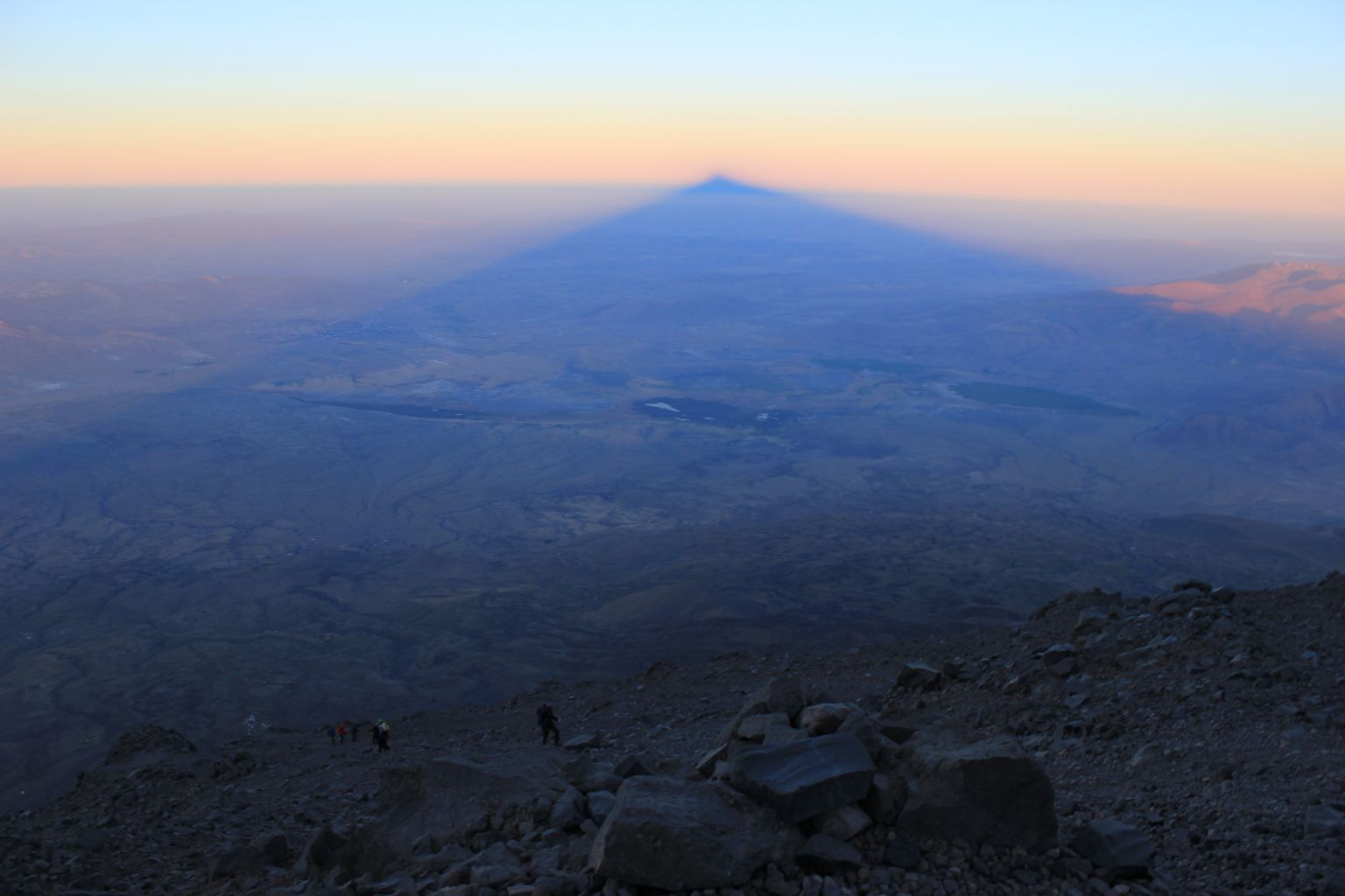 In the shadow of Ararat
