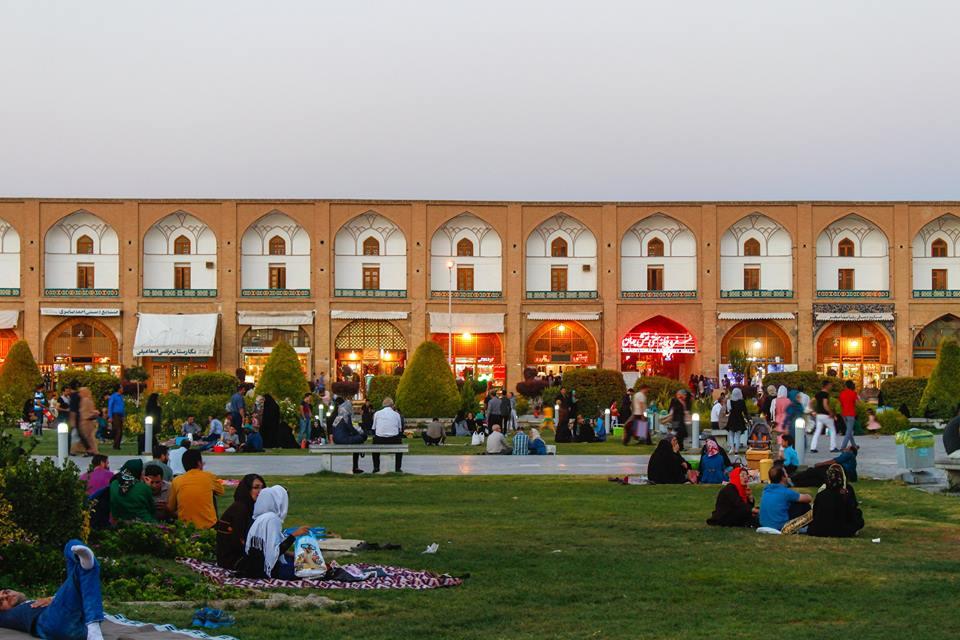 Площада на Имамите
