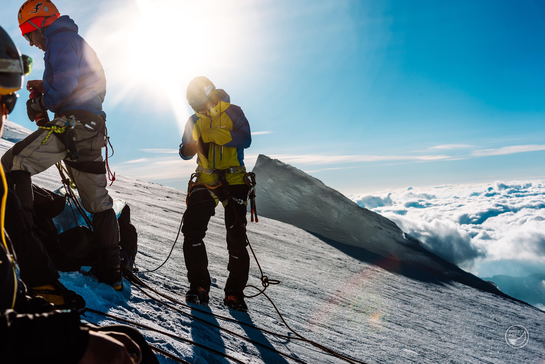 Момент за отдих - около 4200 м.