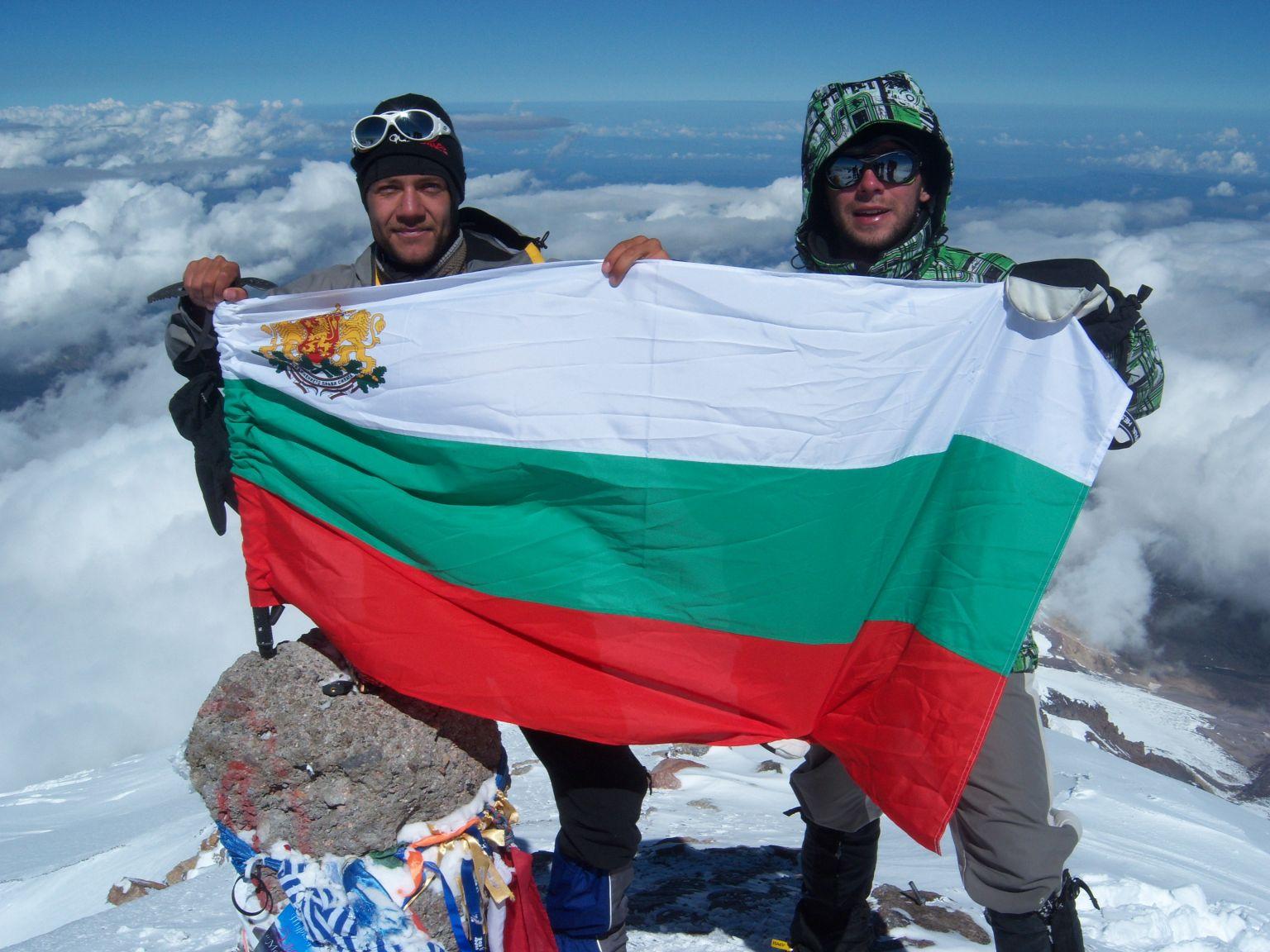 Връх Елбрус, Русия (5642м)